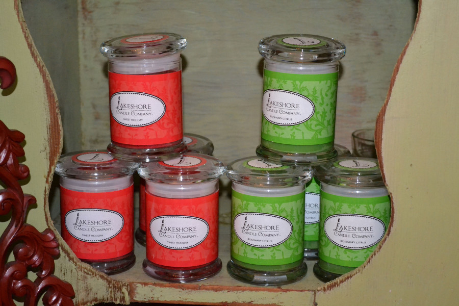 Lakeshore Candle Company Soy Candles