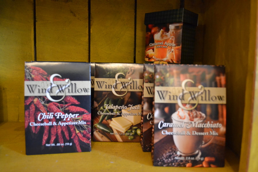 Wind & Willow Appetizer Mix